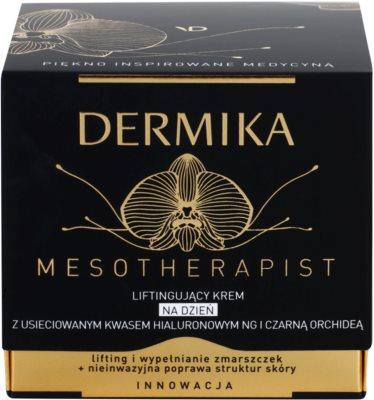 Dermika Mesotherapist liftingujący krem na dzień do skóry dojrzałej 3