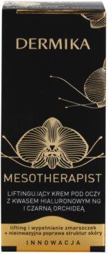 Dermika Mesotherapist crema cu efect lifting pentru ochi pentru ten matur 3