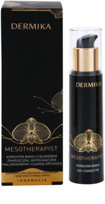Dermika Mesotherapist creme para preenchimento das rugas profundas e endurecimento da pele 2