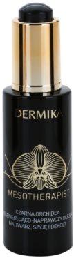 Dermika Mesotherapist regenerierendes Serum für die Nacht für Gesicht, Hals und Dekolleté