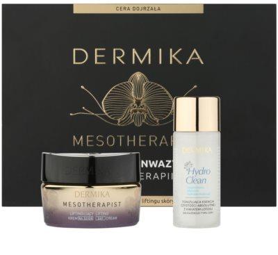 Dermika Mesotherapist zestaw kosmetyków II.