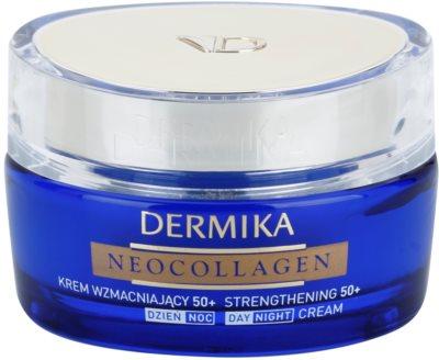 Dermika Neocollagen възстановителен крем за намаляване на бръчките 50+ 1