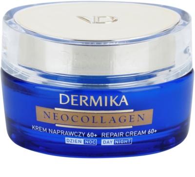 Dermika Neocollagen crema renovadora para reducir arrugas profundas 60+