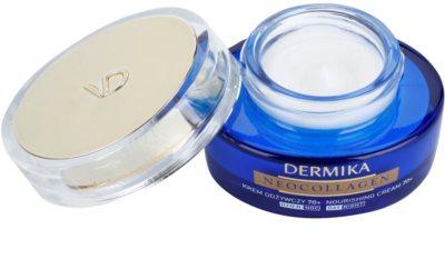 Dermika Neocollagen výživný krém na redukci vrásek a povadlou pleť 70+ 1