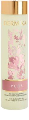 Dermika Pure gel de curatare pentru toate tipurile de ten, inclusiv piele sensibila