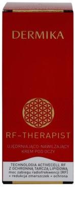 Dermika RF - Therapist hydratisierende Augencreme gegen Falten 3