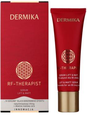 Dermika RF - Therapist ser facial cu efect de lifting pentru un aspect mat 1