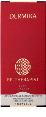Dermika RF - Therapist ser facial cu efect de lifting pentru un aspect mat 2
