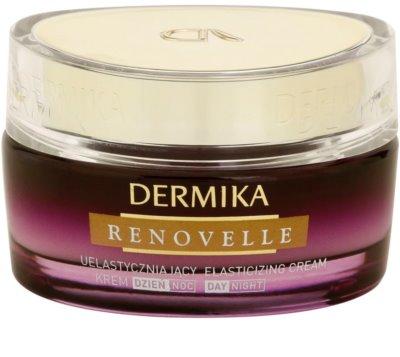 Dermika Renovelle 45+ megújító ránctalanító krém