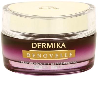 Dermika Renovelle 45+ Crema intens regeneranta cu efect antirid