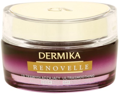 Dermika Renovelle 45+ intenzív bőrmegújító krém ránctalanító hatással