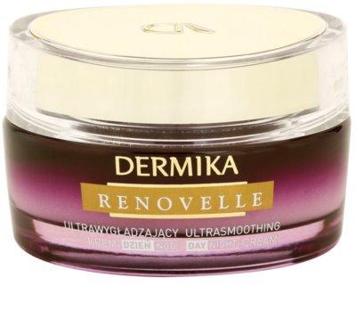 Dermika Renovelle 45+ интензивно възстановяващ крем с анти-бръчков ефект