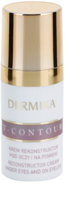 Dermika V-Contour obnovující krém na oční okolí