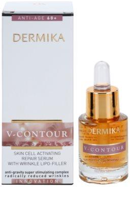 Dermika V-Contour Ser pentru regenerarea celulelor anti-rid 1