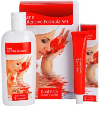 Dermix Acne Intensive Formule zestaw kosmetyków I. 2