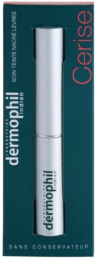 Dermophil Pearly Lipstick perłowa szminka pielęgnująca 3