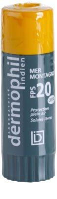 Dermophil Sun schützendes Lippenbalsam SPF 20