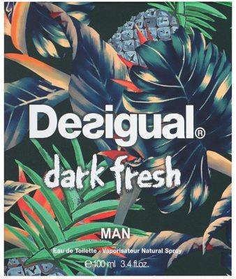 Desigual Dark Fresh Eau de Toilette für Herren 1