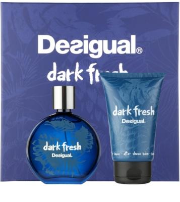 Desigual Dark Fresh coffrets presente
