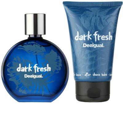 Desigual Dark Fresh coffrets presente 2