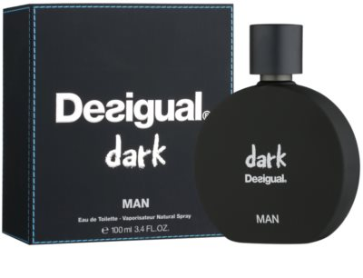 Desigual Dark eau de toilette férfiaknak 2