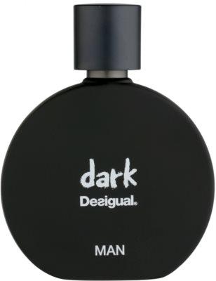 Desigual Dark eau de toilette férfiaknak 3
