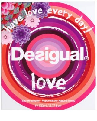 Desigual Love туалетна вода для жінок 4