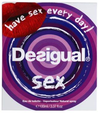 Desigual Sex Eau de Toilette für Damen 4
