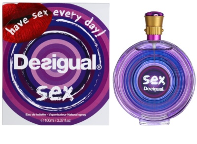 Desigual Sex eau de toilette para mujer