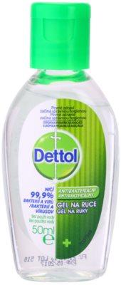 Dettol Antibacterial antibakteriálny gél na ruky