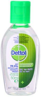 Dettol Antibacterial gel  antibacteriano para as mãos