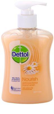 Dettol Antibacterial tápláló antibakteriális szappan