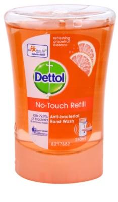 Dettol Antibacterial osviežujúce antibakteriálne mydlo náhradná náplň