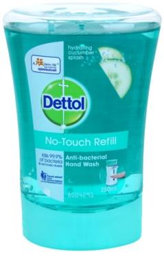 Dettol Antibacterial hydratační antibakteriální mýdlo náhradní náplň