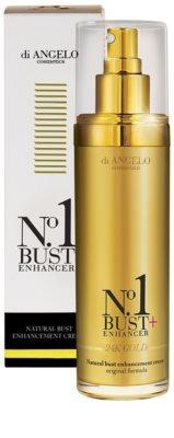 Di Angelo Cosmetics No1 Bust krem do zwiększenia biustu