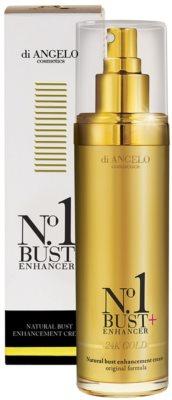 Di Angelo Cosmetics No1 Bust krema za povečanje prsi