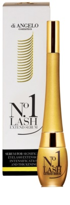 Di Angelo Cosmetics No1 Lash сироватка для росту вій
