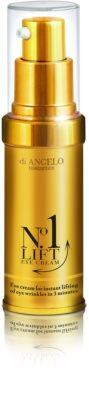 Di Angelo Cosmetics No1 Lift crema para contorno de ojos para alisar las arrugas en un solo instante 2