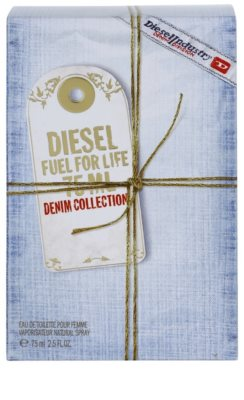 Diesel Fuel for Life Femme Denim eau de toilette nőknek 4