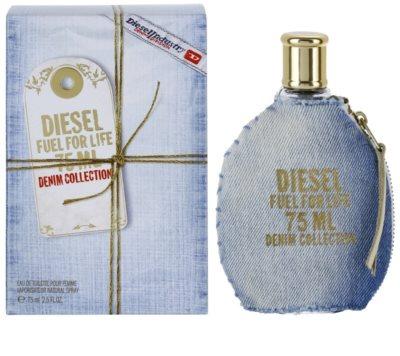 Diesel Fuel for Life Femme Denim toaletní voda pro ženy