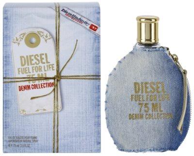 Diesel Fuel for Life Femme Denim woda toaletowa dla kobiet