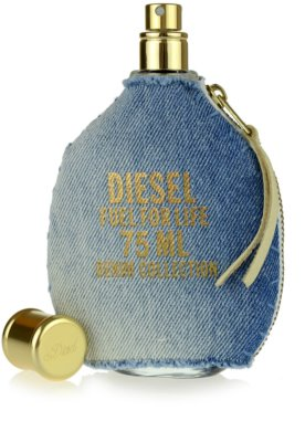 Diesel Fuel for Life Femme Denim туалетна вода тестер для жінок 3