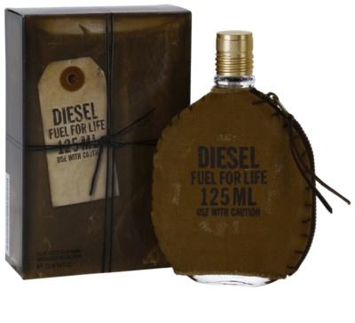 Diesel Fuel for Life Homme Eau de Toilette para homens 2