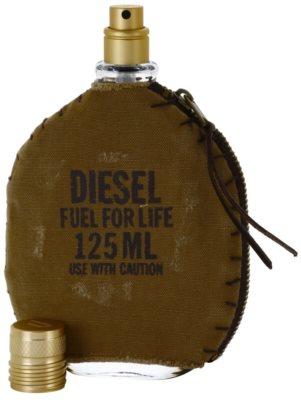 Diesel Fuel for Life Homme Eau de Toilette para homens 4