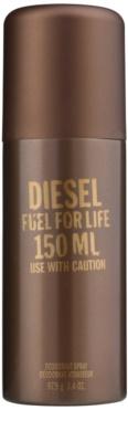Diesel Fuel for Life Homme deodorant Spray para homens