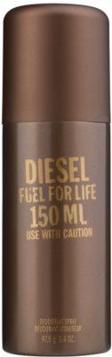 Diesel Fuel for Life Homme desodorante en spray para hombre
