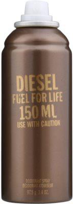 Diesel Fuel for Life Homme Deo-Spray für Herren 1