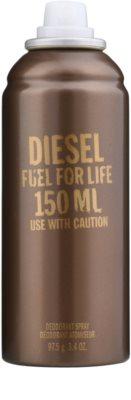 Diesel Fuel for Life Homme dezodor férfiaknak 1