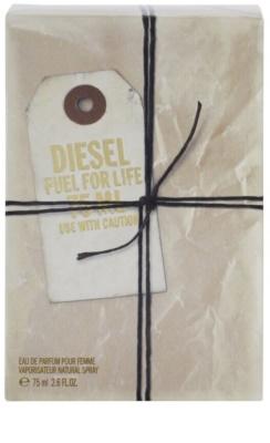 Diesel Fuel for Life Femme Eau de Parfum para mulheres 4