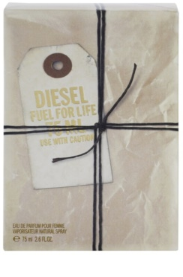 Diesel Fuel for Life Femme parfumska voda za ženske 4